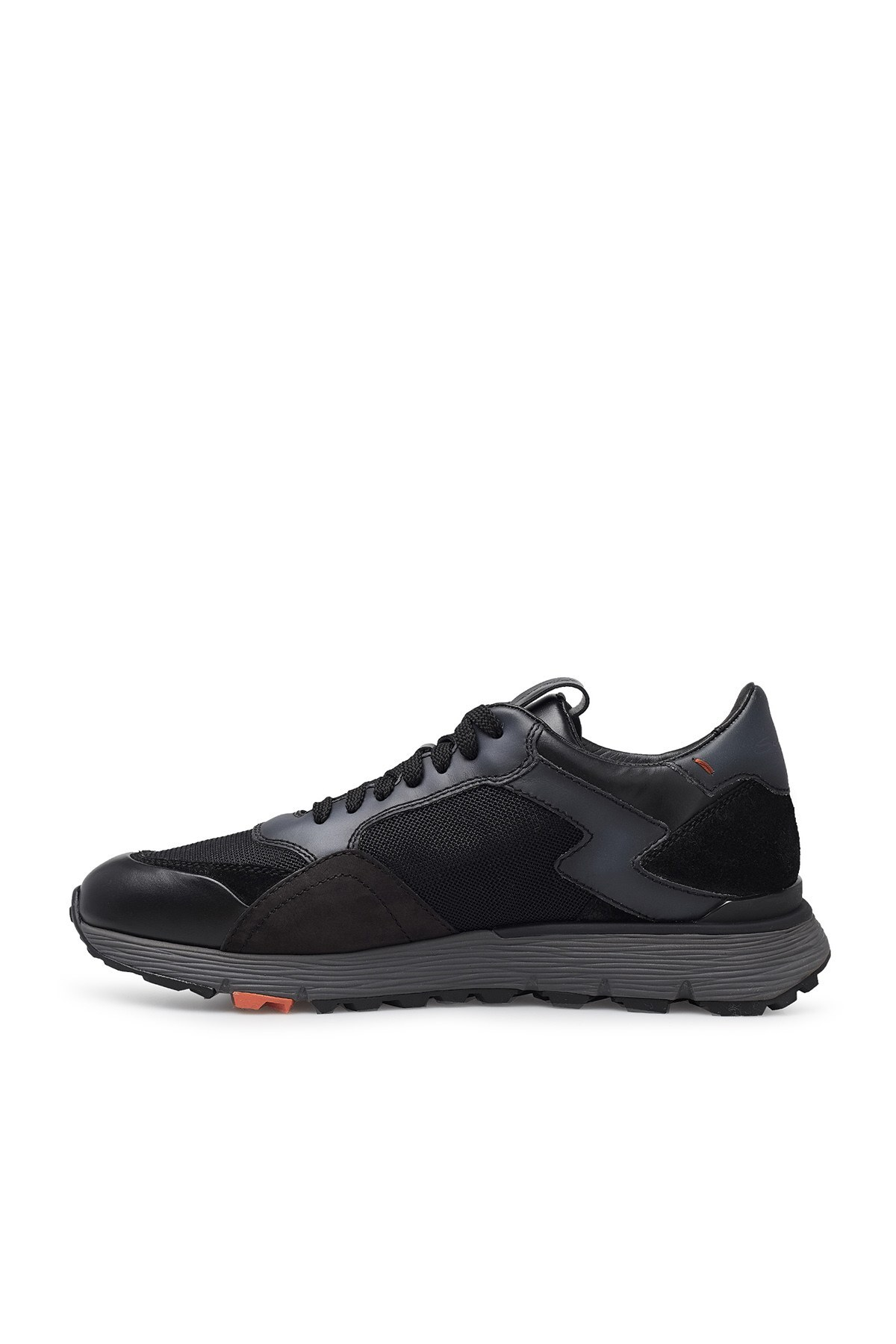 Santoni Erkek Ayakkabı MBCR21297ANARJXNN55 SİYAH