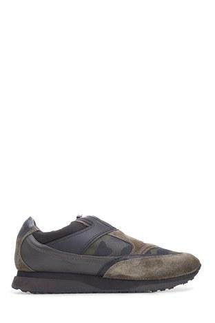 Santoni - SANTONI Erkek Ayakkabı MBFL20940NGNDHDNV50 HAKİ