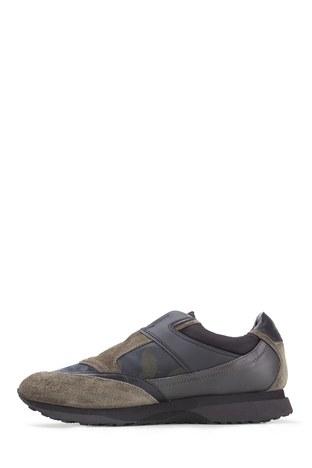 Santoni - SANTONI Erkek Ayakkabı MBFL20940NGNDHDNV50 HAKİ (1)