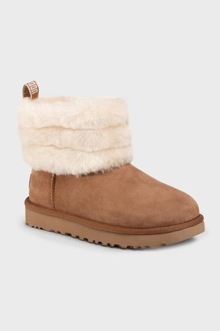 Ugg - UGG W Fluff Mini Quilted Bayan Bot 1098533 TABA (1)