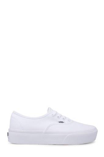 Vans Ua Authentic Ayakkabı UNISEX AYAKKABI VN0A3AV8W001 BEYAZ