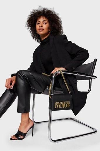 Versace Jeans Couture Bayan Çanta E1VWABL3 71879 899 SİYAH