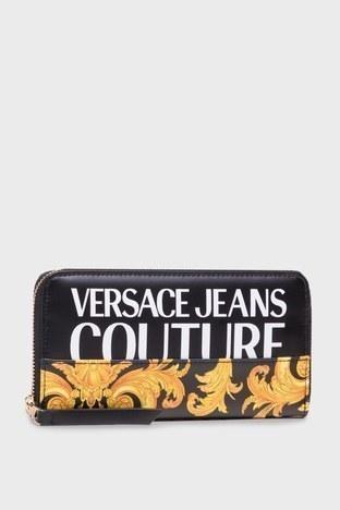 Versace Jeans Couture - Versace Jeans Couture Bayan Cüzdan E3VWAPG1 71727 M27 SİYAH