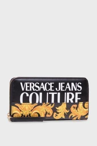 Versace Jeans Couture Bayan Cüzdan E3VWAPG1 71727 M27 SİYAH