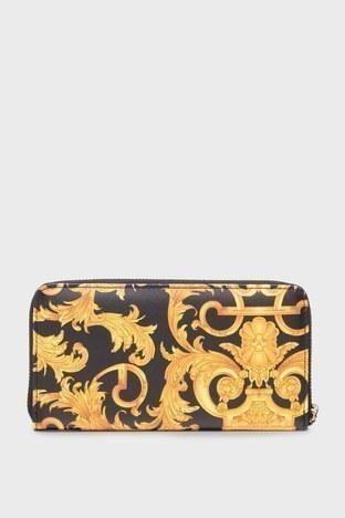 Versace Jeans Couture - Versace Jeans Couture Bayan Cüzdan E3VWAPG1 71727 M27 SİYAH (1)