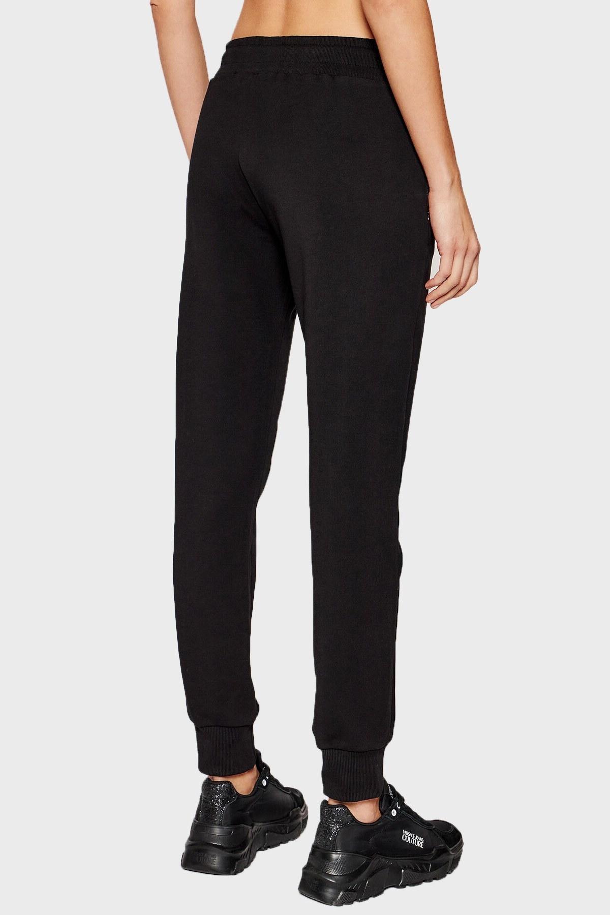 Versace Jeans Couture Bayan Eşofman Altı A1HWA1TA 30318 K42 SİYAH
