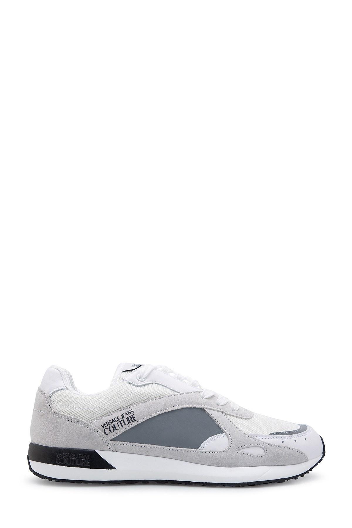 Versace Jeans Couture Erkek Ayakkabı E0YVBSR4 71398 003 BEYAZ