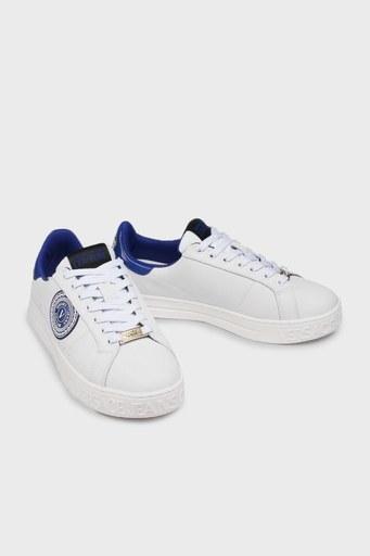 Versace Jeans Couture Erkek Ayakkabı E0YWASK1 71975 003 BEYAZ
