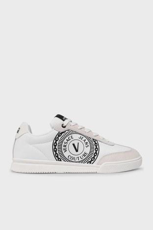 Versace Jeans Couture - Versace Jeans Couture Erkek Ayakkabı E0YWASO2 71942 003 BEYAZ