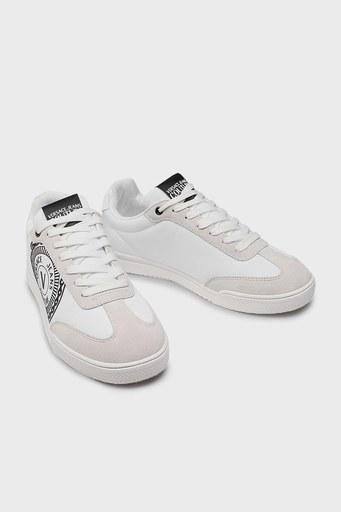 Versace Jeans Couture Erkek Ayakkabı E0YWASO2 71942 003 BEYAZ