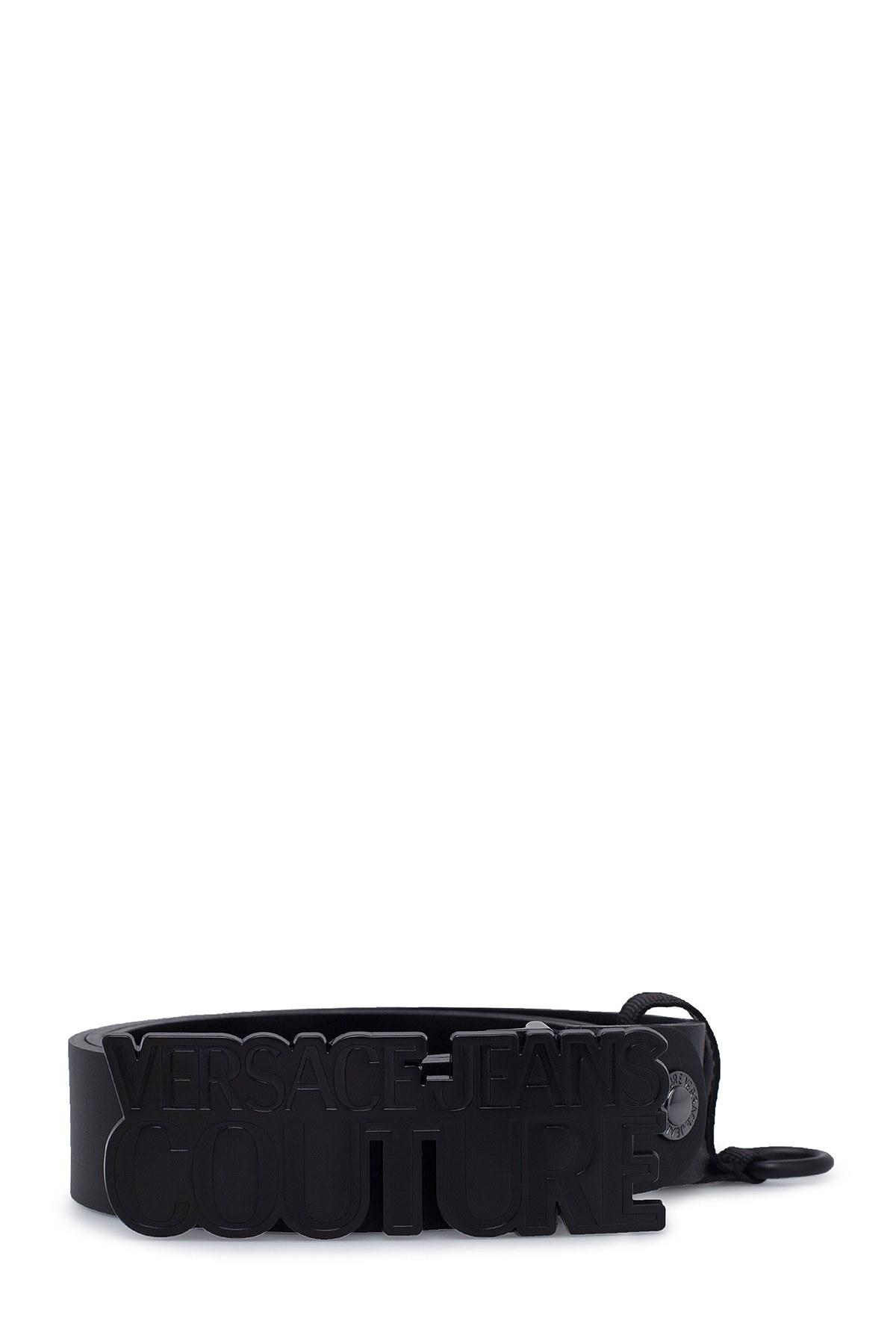 Versace Jeans Couture Erkek Kemer D8YVBF04 71549 899 SİYAH