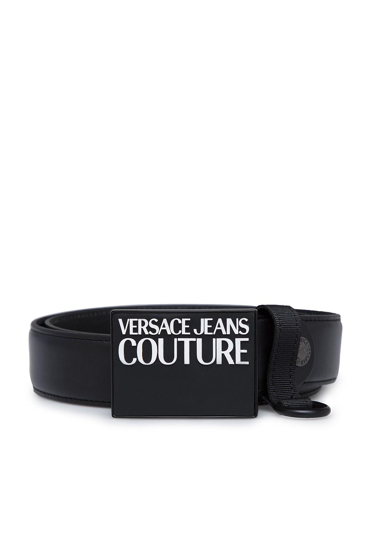Versace Jeans Couture Erkek Kemer D8YVBF34 71450 899 SİYAH