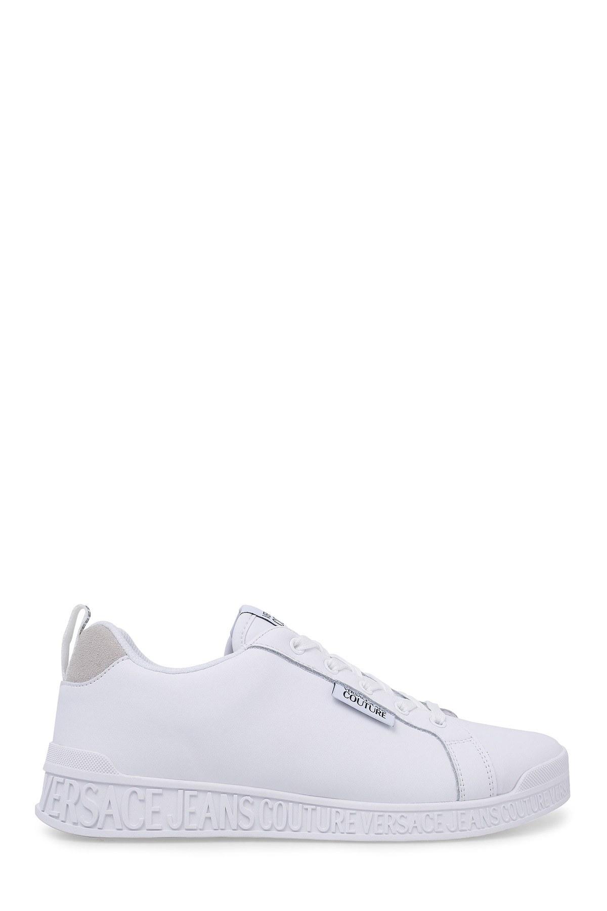 Versace Jeans Couture Kadın Ayakkabı E0VVBSP1 71523 003 BEYAZ