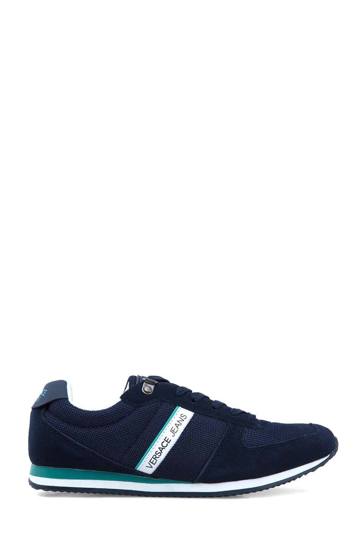 Versace Jeans Erkek Ayakkabı E0YTBSA1 70913 239 LACİVERT