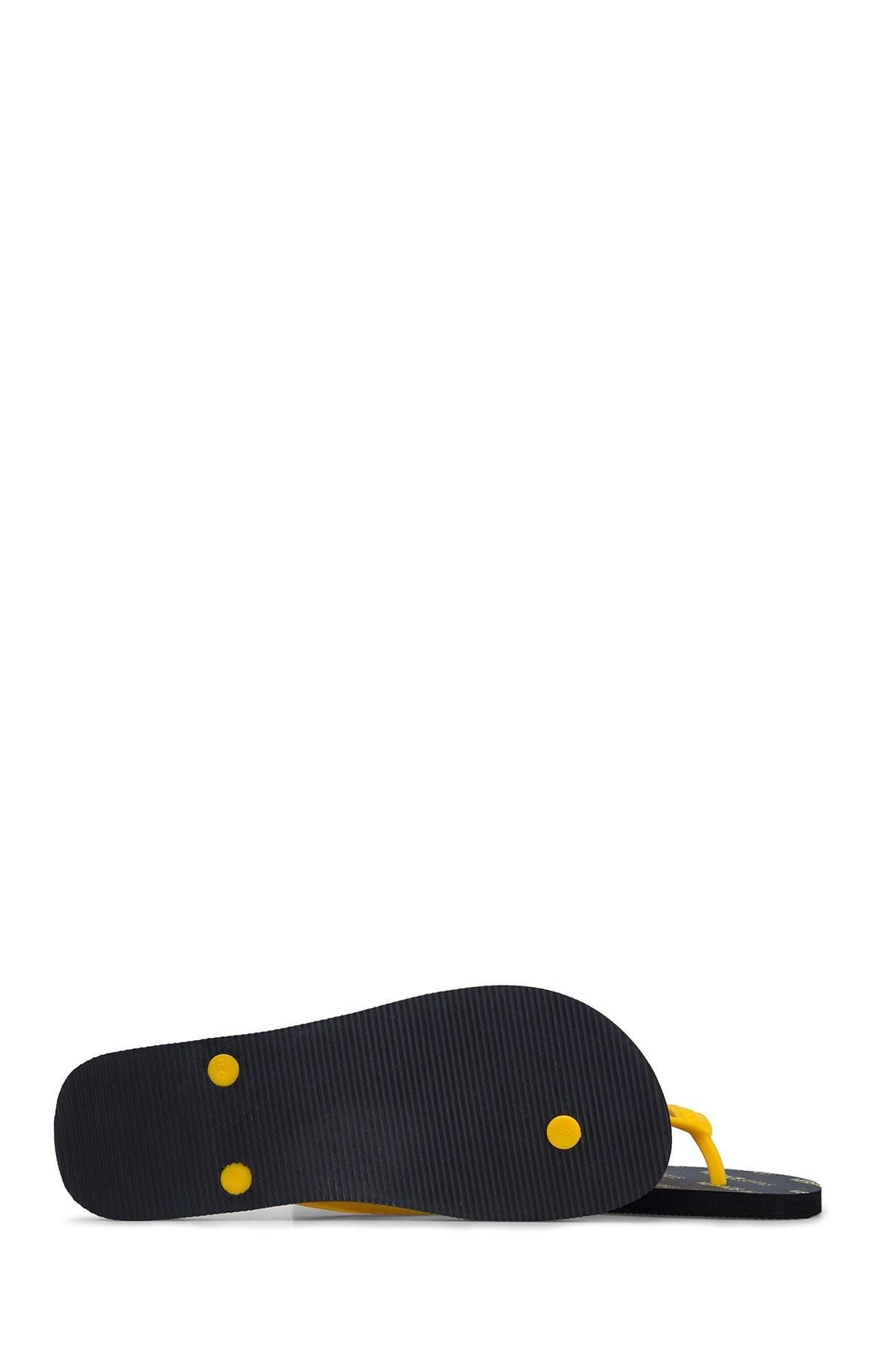 Versace Jeans Erkek Terlik E0YTBSQ1 70982 LN3 LACİVERT