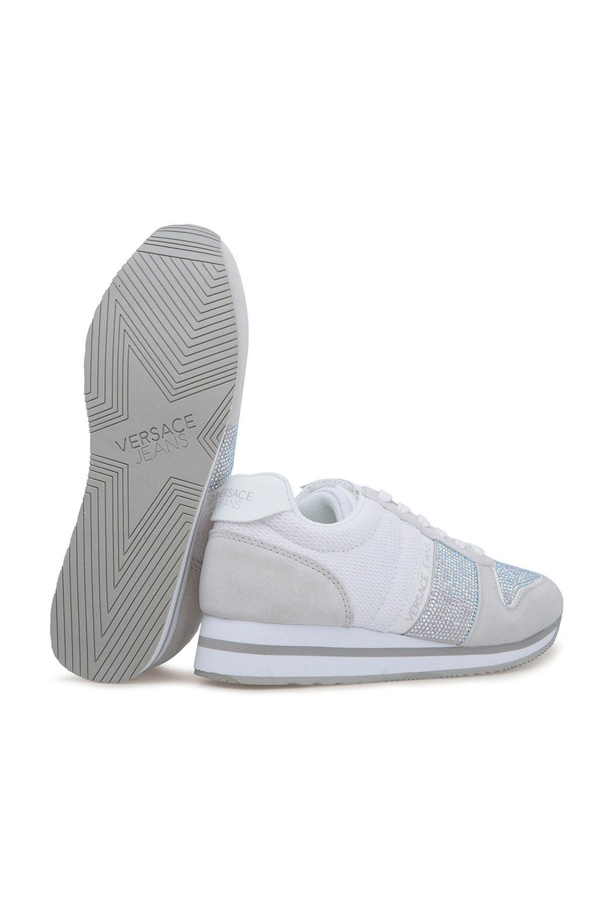 Versace Jeans Bayan Ayakkabı E0VTBSA1 70897 003 BEYAZ