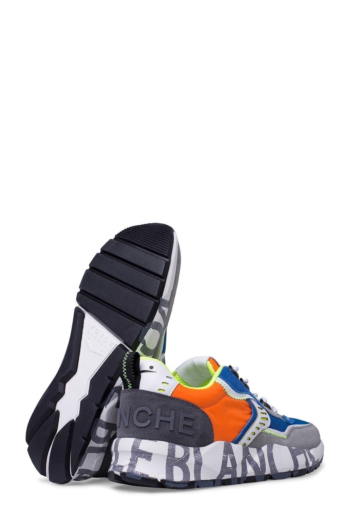 Voile Blanche Erkek Ayakkabı 0012014828.01.1B60 BEYAZ-SAKS